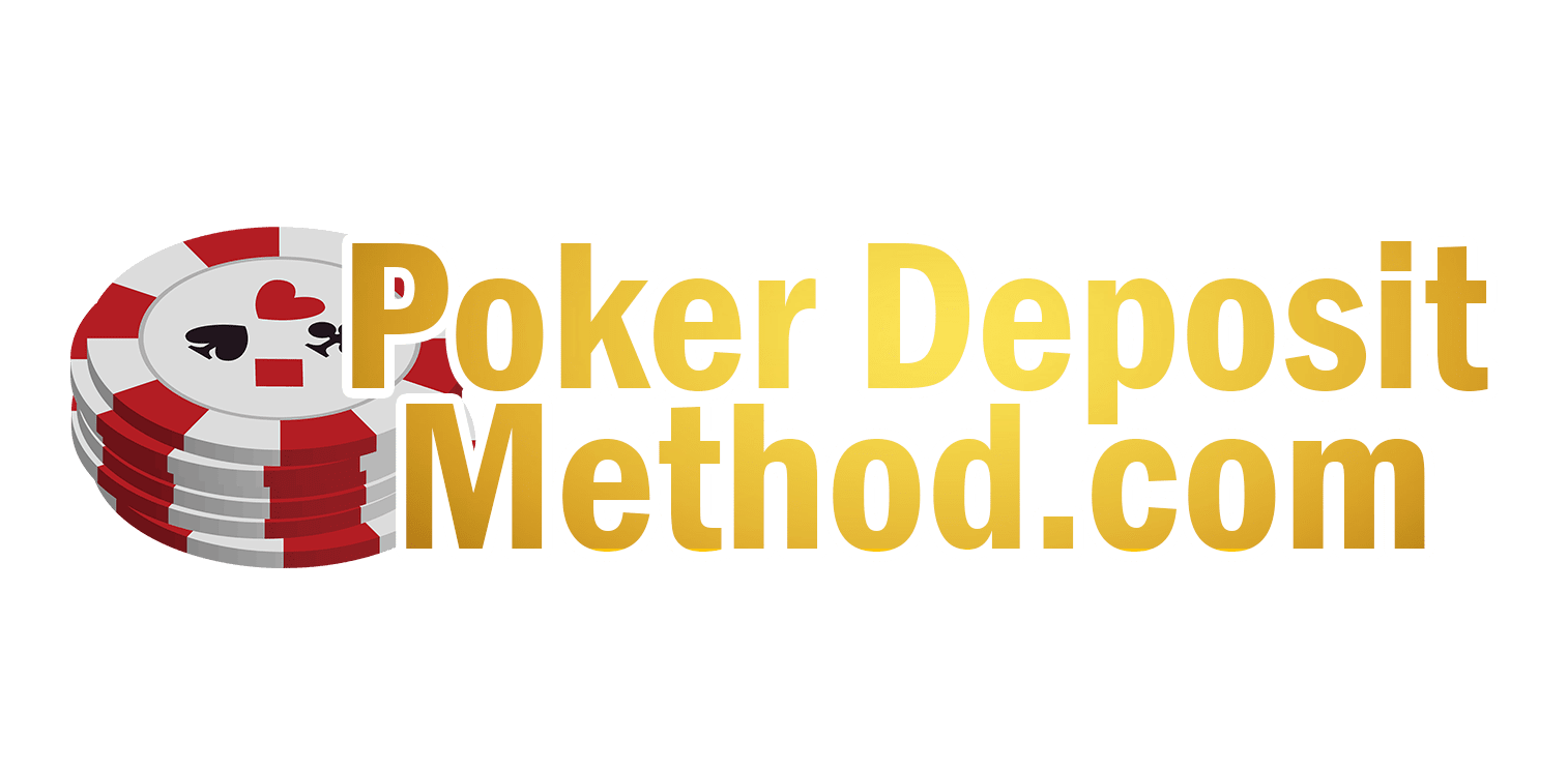 Poker Deposit Method